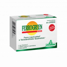 Specchiasol Ferrogreen Plus 30Comp