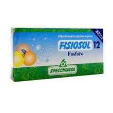 Specchiasol Fisiosol 12 Fosforo 20Amp