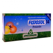 Specchiasol Fisiosol 14 Potasio 20Amp