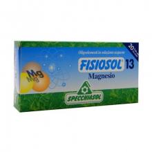 Specchiasol Fisiosol 13 Magnesio 20Amp