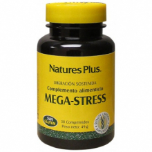 Natures Plus Mega Stress 30 comp