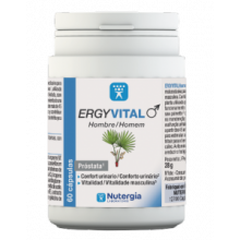 Nutergia ERGYVITAL HOMBRE 60 cap