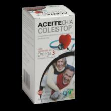 CFN Aceite Chía Colestop 60 perlas