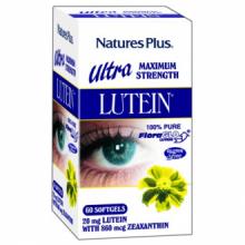 Natures Plus Ultra Luteina 60 perlas