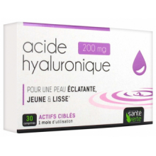 Santé Verte Acido Hialuronico 30 comp
