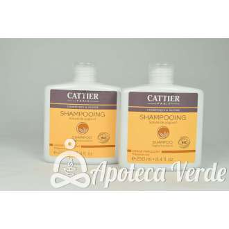 Pack de 2 Cahmpús de uso frecuente solucón de yogur de Cattier