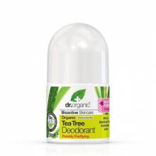 Dr Organic Desodorante Árbol del Té Orgánico 50ml