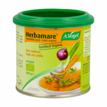 A.Vogel Herbamare Caldo Vegetal Bajo en Sodio 200gr