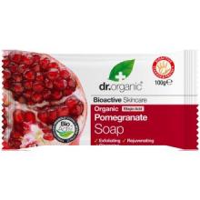 Dr Organic Jabón en Pastilla granada Orgánica 100ml