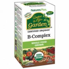 Natures Plus Garden Source Of Life B complex 60 cap