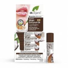 Dr Organic Bálsamo Labial Aceite Coco Orgánico 5,7ml