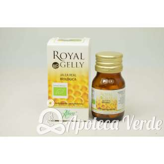 Royal Gelly Bio jalea Real de Aboca