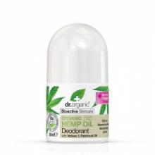 Dr Organic Desodorante Aceite de Cañamo Organico 50ml