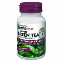Natures Plus Te Verde Chino (Chinesse Green Tea) 30 comp
