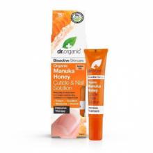 Dr Organic Solución Para Uñas y Cutículas Miel De Manuka 15ml