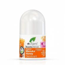 Dr Organic Desodorante Miel de Manuka 50ml
