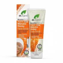 Dr Organic Exfoliante Facial Miel de Manuka 125ml