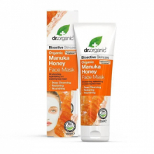 Dr Organic Mascarilla Facial Miel de Manuka 125ml