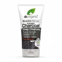 Dr Organic Exfoliante Facial Carbón Activado 125ml