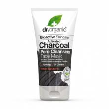 Dr Organic Mascarilla Facial Carbón Activado 125ml