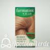 Farmatint Gel Coloración permanente 7D Rubio Dorado 135ml