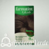 Farmatint Gel Coloración permanente 4N Castaño 135ml