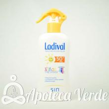 Ladival Niños Spray Protector Solar Piel Atópica SPF50
