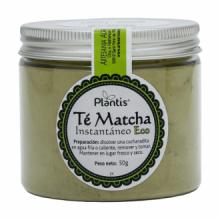 Plantis Té Matcha Instantáneo Eco 50gr