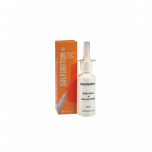 Averroes Sulfuretum Spray Nasal 50ml