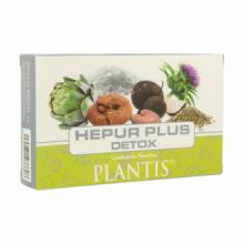 Plantis Hepur Plus Detox 90cap