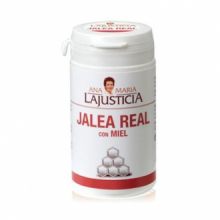 Ana María Lajusticia Jalea Real con Miel 135Gr