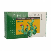 Plantis Chumpal Zumo Nopal 20amp