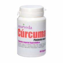 Ayurveda Curcuma con Pimienta 60cap