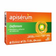 Apiserum Defensas 30cap