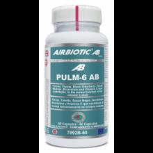 Airbiotic Pulm-6 AB 60cap