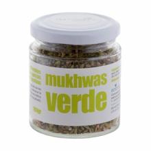 Ayurveda Mukhwas Verde 125gr