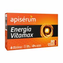 Apiserum Energia Vitamax 30cap