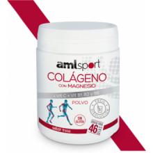 Ana María Lajusticia Amlsport Colageno Magnesio Vitamina C B1 B2 B6 350gr