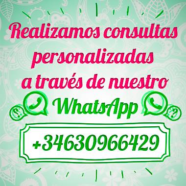 Consultas personalizadas a través del WhatsApp