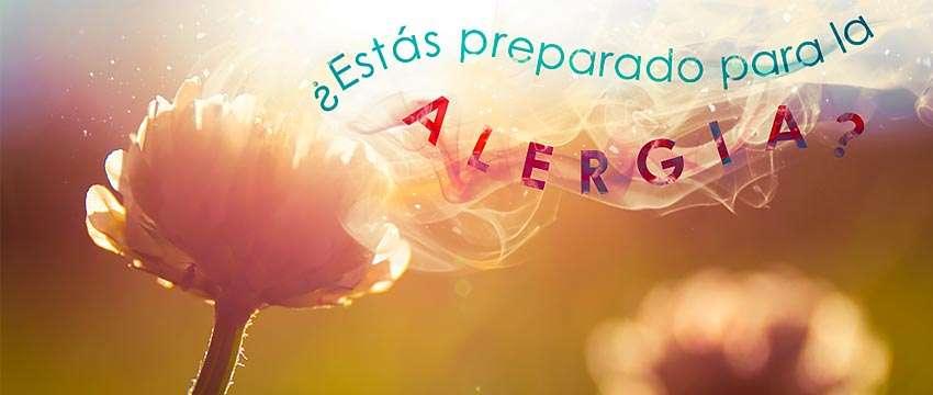 ¡Prepárate para la llegada de la alergia con estos suplementos natruales!