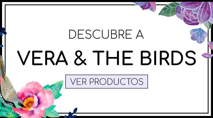 Conoce cosmética natural de la marca Española Vera and the Birds