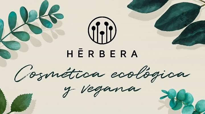 Conoce cocsmética ecológica y vegana Herbera Biocosmética