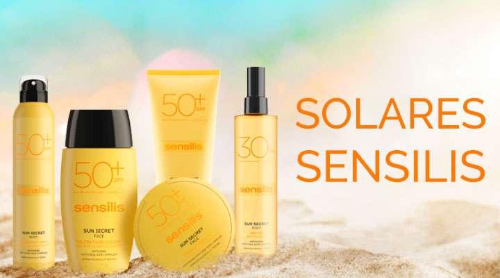 ¡Consigue una mayor protección con fotoprotectores Sun Secret de Sensilis!